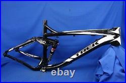 New 2010 Trek Remedy 8 26er Full Suspension Mtn Bike Frame Large/19.5 FOX