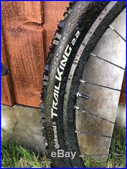New Boardman FS Pro Mountain Bike 19 Large Frame Blue MTB Bargain (£1,350 rrp)
