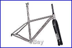 New WITTSON Bestia Titanium 29er MTB Frame Set mountain bike niner lynskey moots