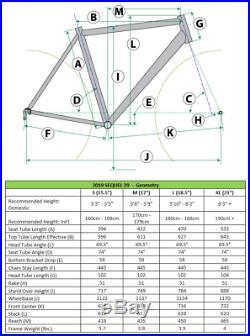 New for 2019 Lynskey Sequel 29 Titanium Mountain Bike Frame Size Medium