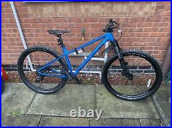 Norco Fluid 3 Hardtail mountain bike 2020 29 tires large frame