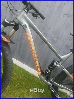 Norco Fluid FS 3 29er Mountain Bike 2020 model large frame new