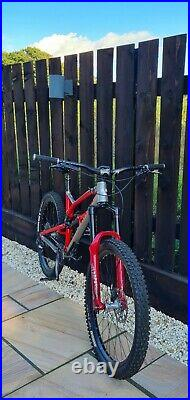 Nukeproof Mega Full Suspension Mountain Bike 2018 large Frame 27.5 wheels