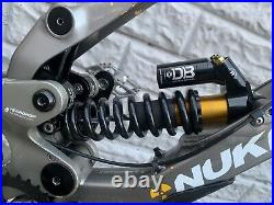 Nukeproof Pulse 2014 DH Mountain Bike 26 Wheels Cracks In Frame Please Read