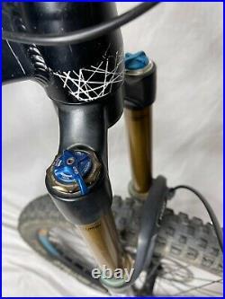 ORBEA Rallon Full Suspension 18 Medium Frame 27.5 Wheels Mountain Bike XTR Fox
