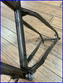 On-One Hello Dave Frame Raw Gloss XLarge 460mm
