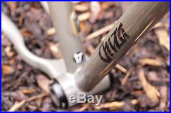 Onza Jackpot Steel Hard tail MTB Frame 17 27.5
