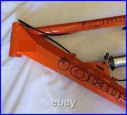 Orange 18 Inch Frame. H806/33