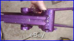 Orange 5 Five Frame Small 16 Purple 27.5 650B Monarch RL Used Enduro Headset