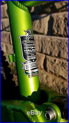 Orange 5 Five Mountain Bike 26 Sml/Med Frame 17 Hope Shimano Mavic Magura