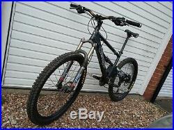 Orange 5 XC 130mm Travel 3x10 Bike Small Frame Fox, Hope and Shimano parts