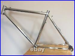 Orange Aluminium Elite Frame (1992)