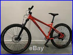 Orange Clockwork Evo Comp 2020 27.5 Hardtail Mountain Bike Large Frame