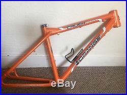 Orange Crush 26 MTB Frame 19