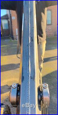 Orange Five 5 MTB Full suspension Mountain Bike size Medium 17in Frame