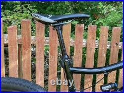Orange Five Full Suspension Mountain Bike Black Large / 18 Frame 26 Wheels