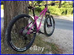 Orange P7 29er Medium 2019 All Mountain Bike Frame Fox Forks Hope Enduro Renthal