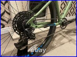 Orange clockwork Evo Comp 29er 2021 Hardtail mountain bike Large Frame
