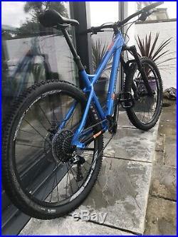 Orange crush S mountain bike Hardtail 2017 Medium frame 27.5 wheels
