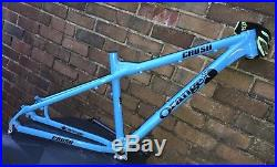 Orange crush frame medium cyan blue 2015 model