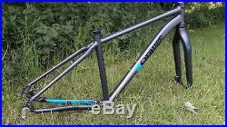 Orange speedwork Mountain Bike Frameset p7, crush, clockwork hardtail 29er