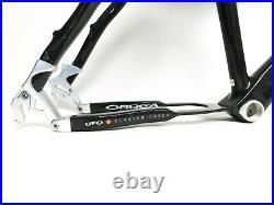 Orbea OIZ Carbon MTB Frame 26 Disc Brake Carbon Fiber w Fox Float RP23 Small