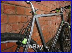 Pace RC100 rare, original, unrestored. Vintage retro mountain bike. 21 Frame