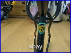 Pace RC127 boost medium frame 853 steel similar to cotic stanton