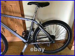 Pace RC200 Mountain Bike Silver 17 (43cm) Frame VERY RARE Great Condition