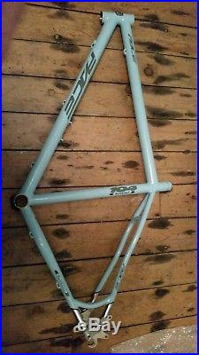 Pace Rc104 Reynolds 853 fillet brazed mountain bike frame gesrs or single speed