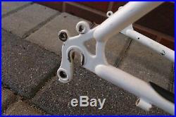 Panasonic MC5500 MTB bike frame 53 cm Tange Infinity Japan Shimano Deore LX