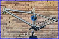 Pinion Titanium Hardtail Frame