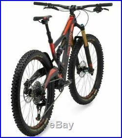 Polygon Xquarone EX8 Enduro, Carbon Frame 180mm Travel Hardcore Trail Bike 19