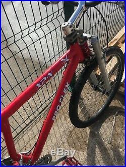 ProFlex Frame XWORKS Retro Mountain Bike 26 With Full Suspension