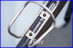 RARE! PADUANO Gladio MTB Custom 29 Carbon/Ti Frame 48cm WR Compositi AMT1 Fork
