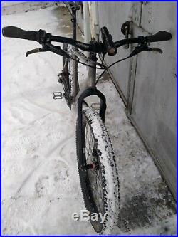 Rapid Titanium bike frame 26+ 27.5 with titanium trunk