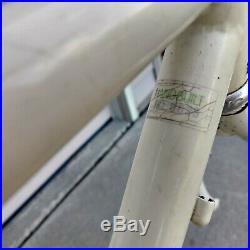 Rare Bridgestone MB-0 Zip Ritchey Prestige CrMo Steel Frame Set 49cm Ser# 0035