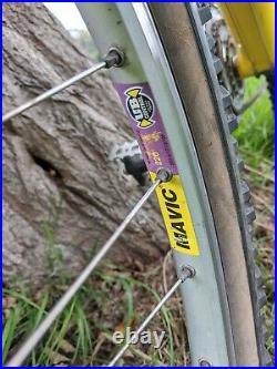 Rare Retro Cannondale Mountain Bike M900 1996 18inch frame