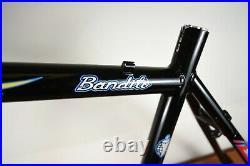 Rare Salsa Bike Bandito 18 Mountain Bike Frame Only Multi Colored