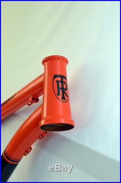 Ritchey Timberwolf 17 Medium MTB Frame Ritchey Logic Steel Tubing 27.5 650b