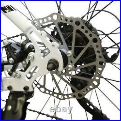 Road Mountain Bike Bicycle Men/Women 24 Speed 27 Wheel Carbon Frame Mountain