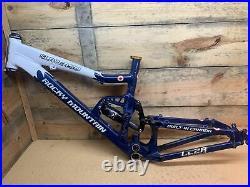 Rocky Mountain Slayer 50 Full Suspension All Mountain Bike, 26 Fox RP2