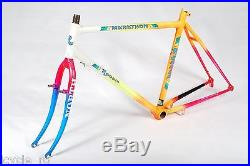Rossin Marathon MTB Frameset 49cm Gilco Tubes Classic Mountain Bike