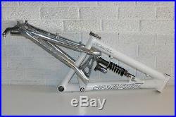 SANTA CRUZ BULLIT FRAME 15 MOUNTAIN BIKE 26 135mm MADE IN USA
