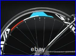 #######SAVA Road Bike 700C Carbon Fibre Frame+fork 9KG Racing Bicycle 22S#######