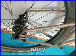 Salsa Fargo Bikepacking Gravel Bike Frameset + Carbon Firestarter Fork + Rack