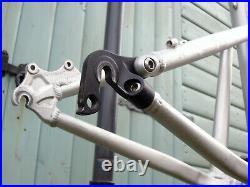Santa Cruz Blur XC Full Suspension Frame + Fox RP3 Large Read Description