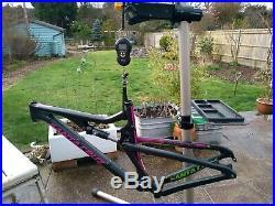 Santa Cruz Bronson CC frame version 1 Medium