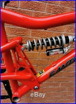 Santa Cruz Bullit 17 frame FR/DH 5th Element shock