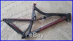 Santa Cruz Tallboy C carbon frame fox float ctd kashima shock XL size 29er